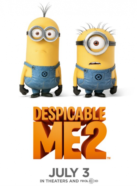 Despicable Me 2 Movie Promotion – South America