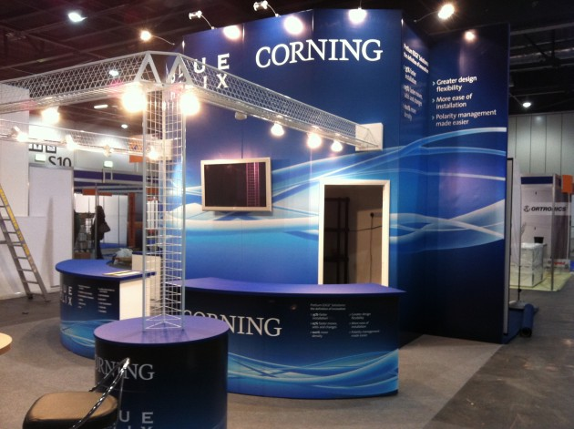Datacentre World Exhibition for the second year running