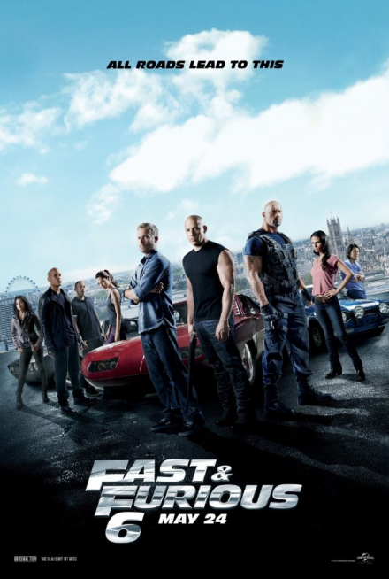 Fast and Furious 6 Movie Promotion – South America