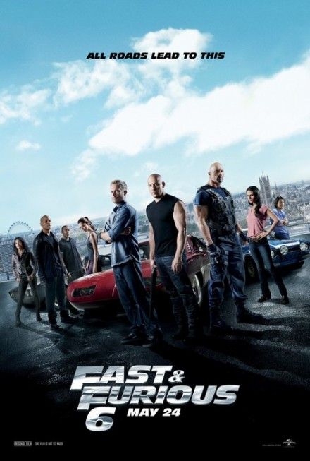 Fast & Furious 6 – Review