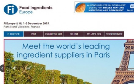 Excited to be working on Food Ingredients Europe